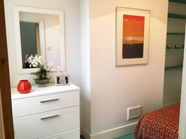 Small Bedroom After Home Staging