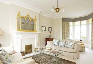 dulwich home styling project