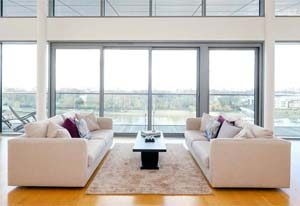 Wandsworth River Views Staging