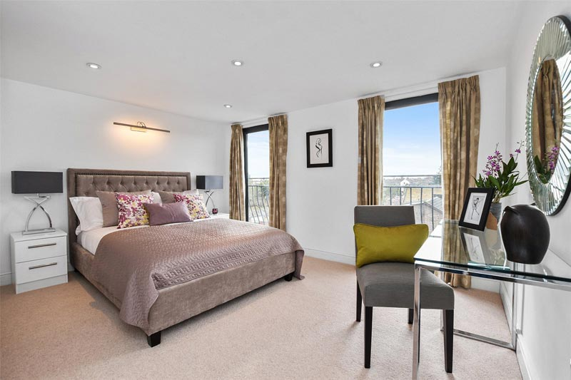 Bedroom1 Home Staging Leytonstone London