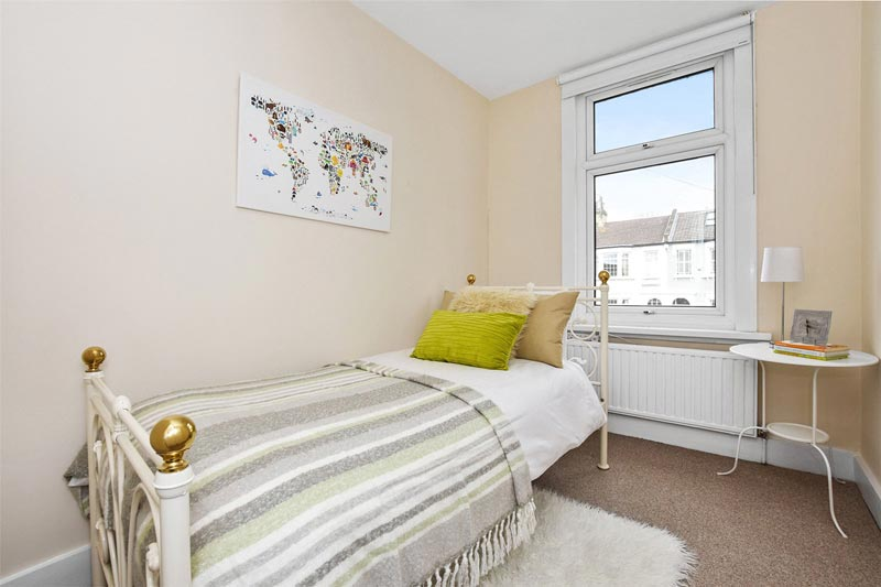 Bedroom4 Home Staging Leytonstone London