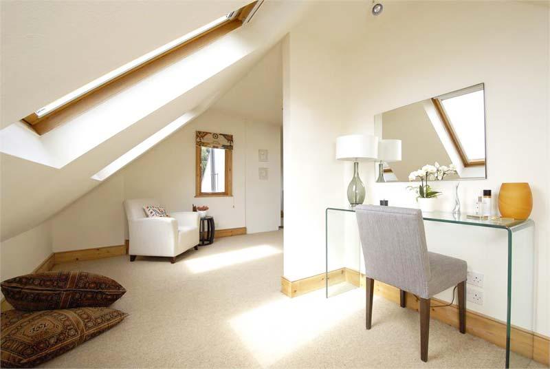 Dulwich Loft Master Suite