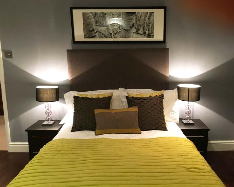Leytonstone Bedroom Home Staging