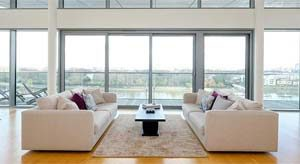Wandsworth River Views Home Styling