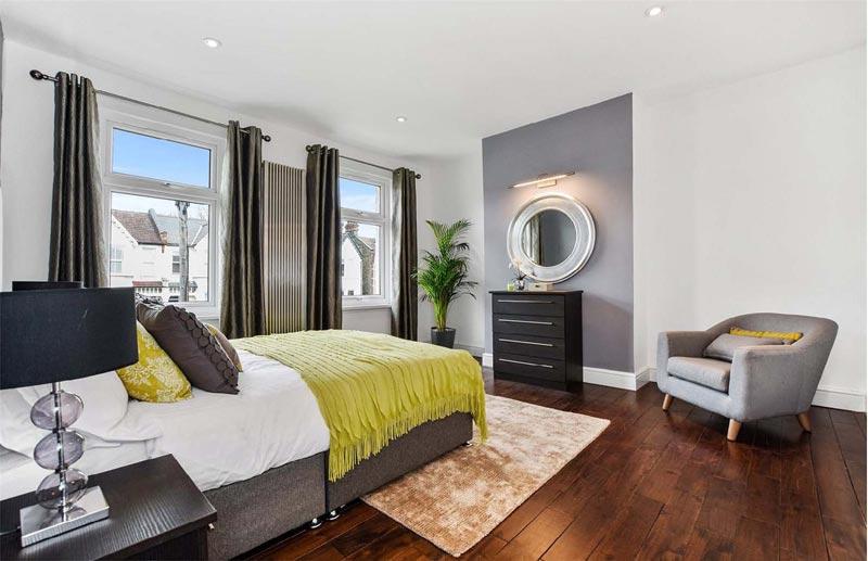 Leytonstone Home Styling Bedroom