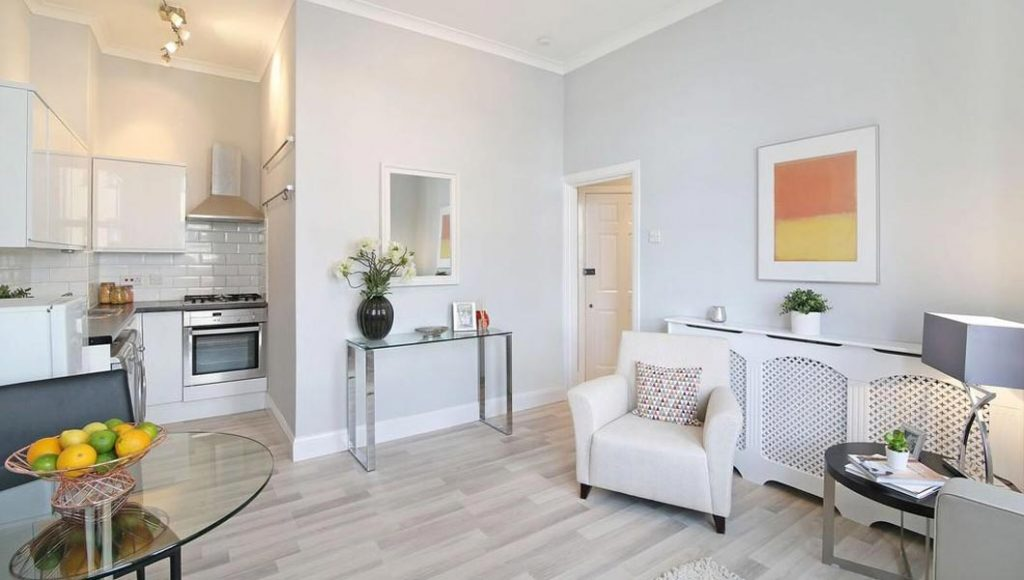 Colliers Wood Home Staging DesRes London