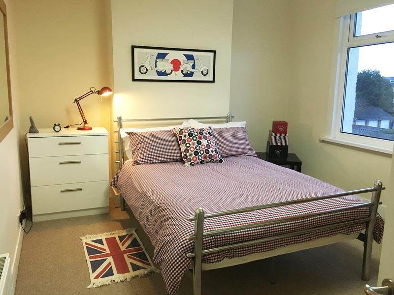 Leytonstone Bedroom 3 after