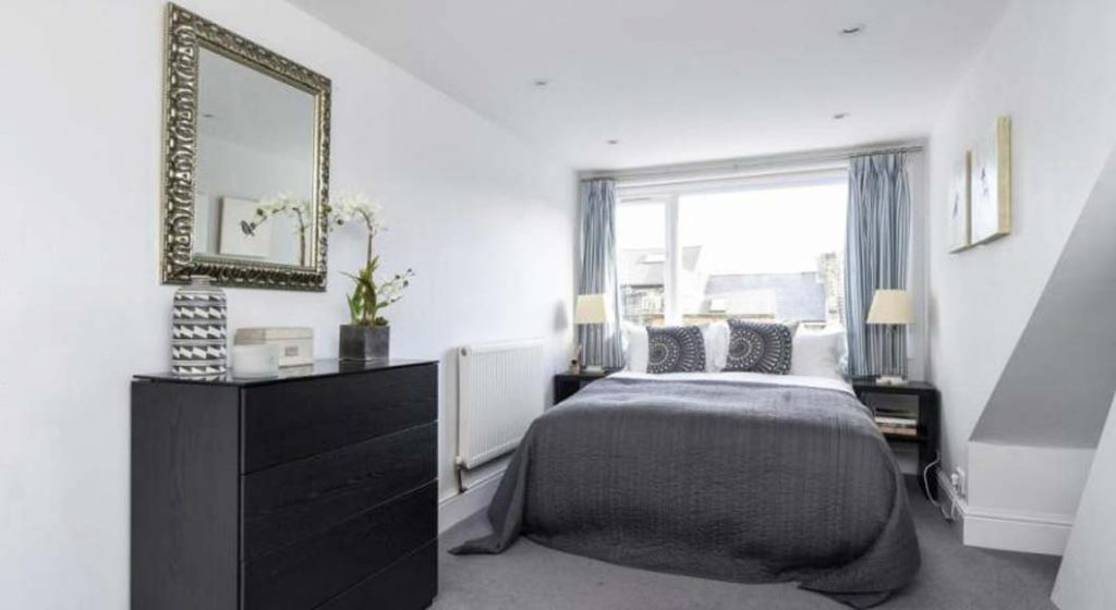 Brixton Bedroom Home Staging