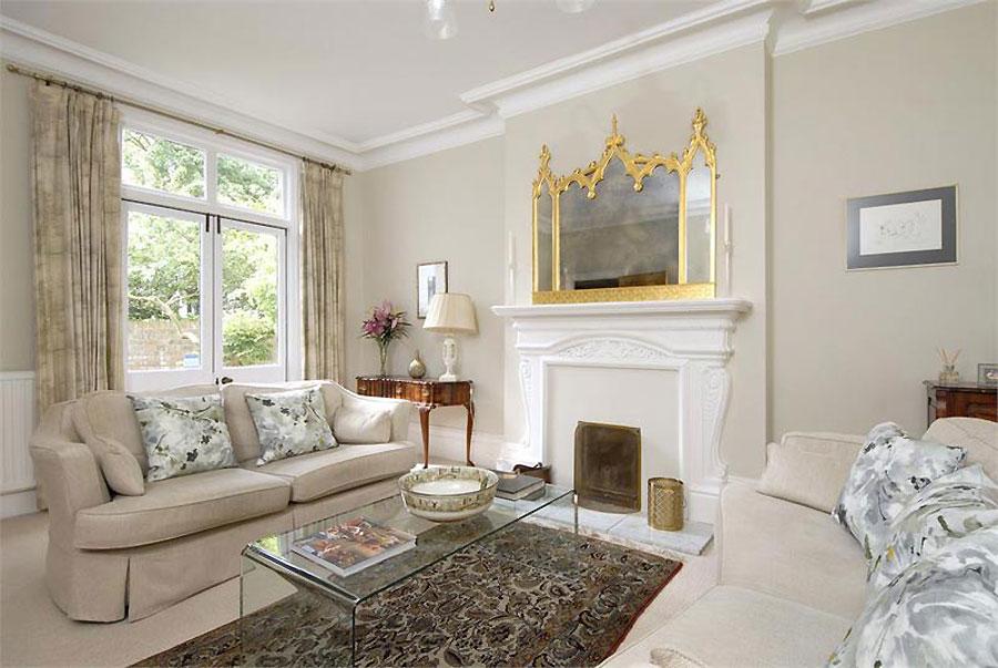 Dulwich Lounge Home Staging