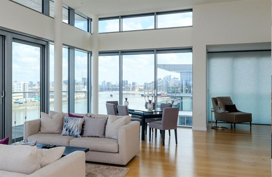 Wandsworth River Views Home Staging