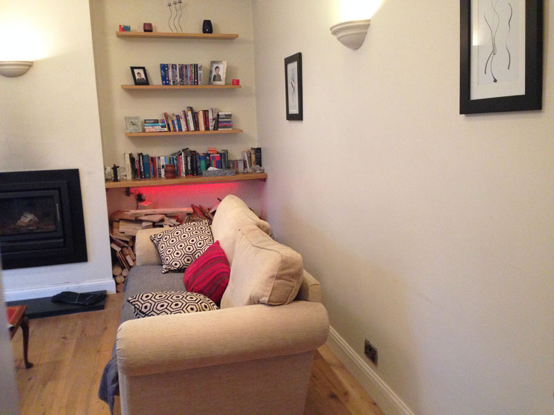 Leytonestone before Home Staging