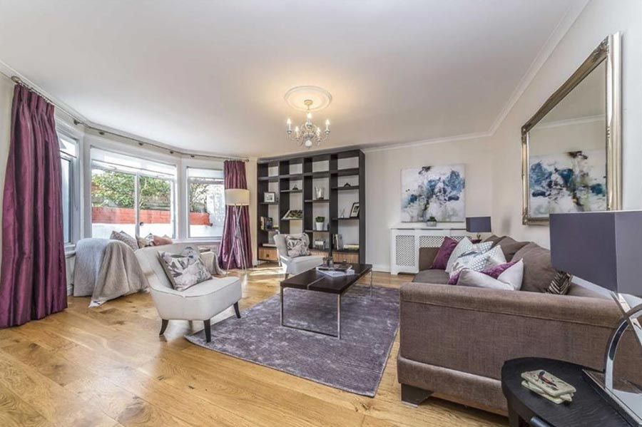 Balham Bedford Hill Home Staging
