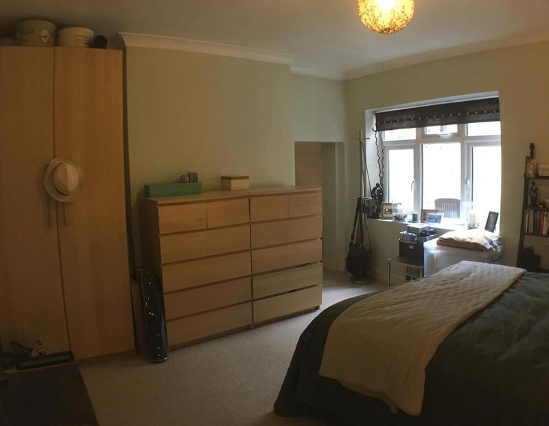 Balham Bedford Hill Home Staging Before 2