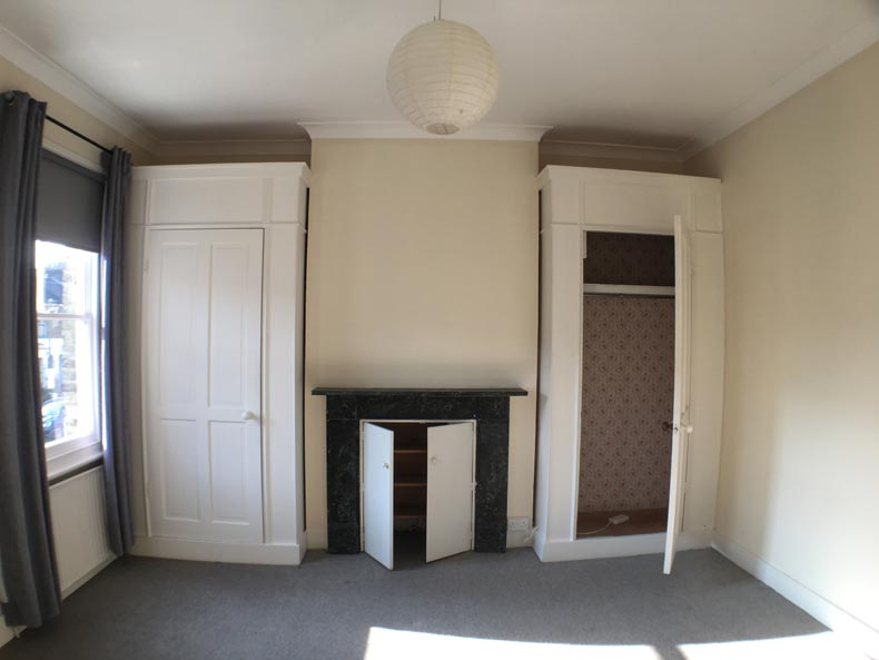 Balham Ravenswood Rd Before Home Staging 4