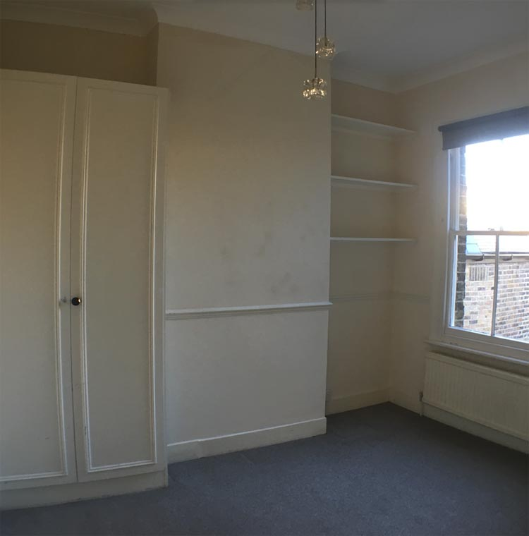 Balham Ravenswood Rd Before Home Staging 6