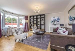 Home Staging Balham Bedford Hill Portfolio